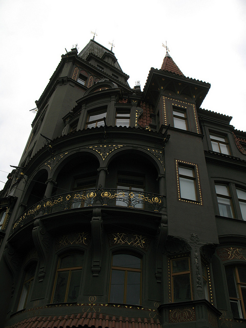 Fun Spooky Stuff And Trivia Spooky Gothic Victorian Black House