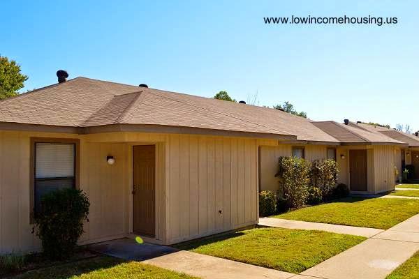 Apartamentos para personas de bajos ingresos en Estados Unidos