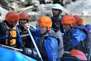 Rafting a Rialp Agost '11