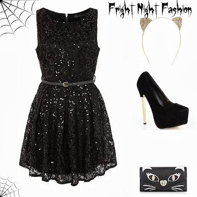 halloween, fashion, aw13, lace, dark romance