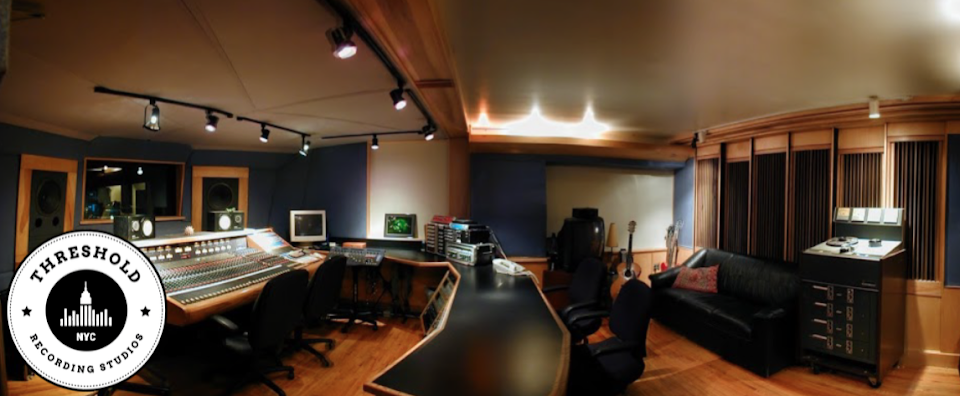 Threshold Recording Studios NYC | Top Manhattan Music Recording Studio