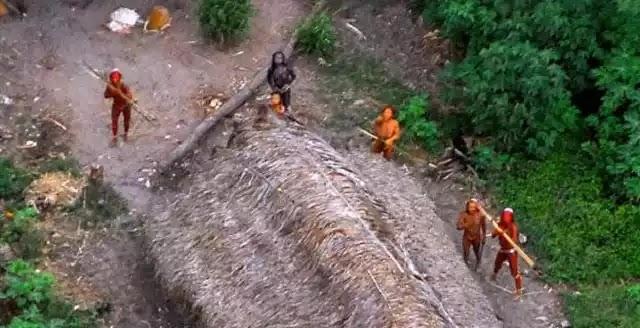 Βραζιλία: Σφαγιάστηκε η «αμόλυντη» φυλή στον Αμαζόνιο -Δεν είχε έρθει ποτέ σε επαφή με τον πολιτισμό
