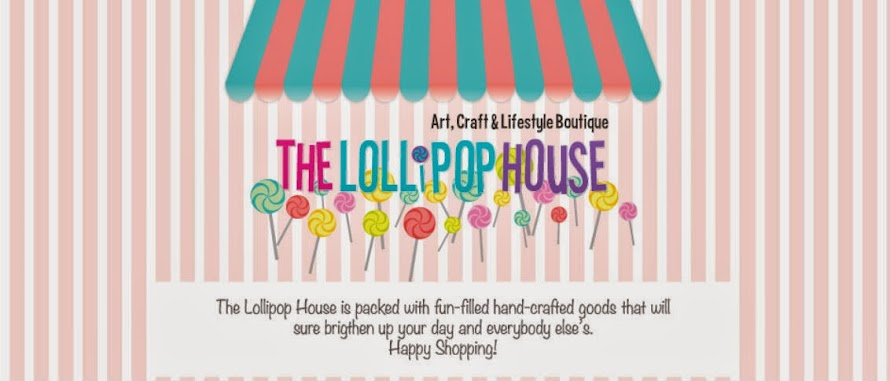 The Lollipop House Handmade Bags & Jewelry