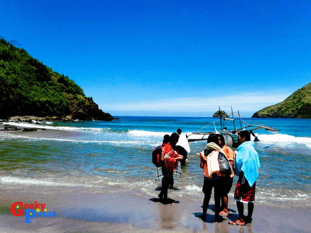 Anawangin Cove, Zambales Escapade
