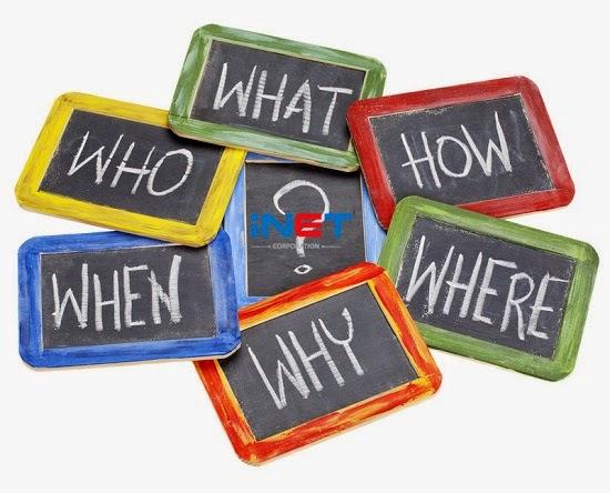 Sử dụng các câu hỏi để tăng tương tác