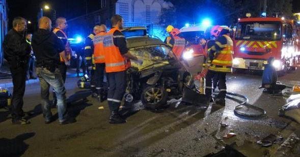 sapeur pompier une passion bethune accident de voiture