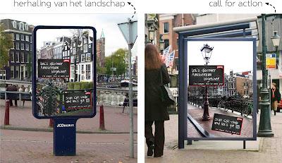concept communicatie campagne