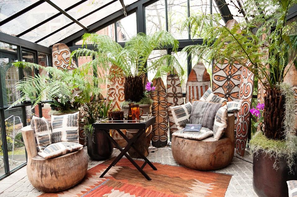 Интерьер для сада и домами