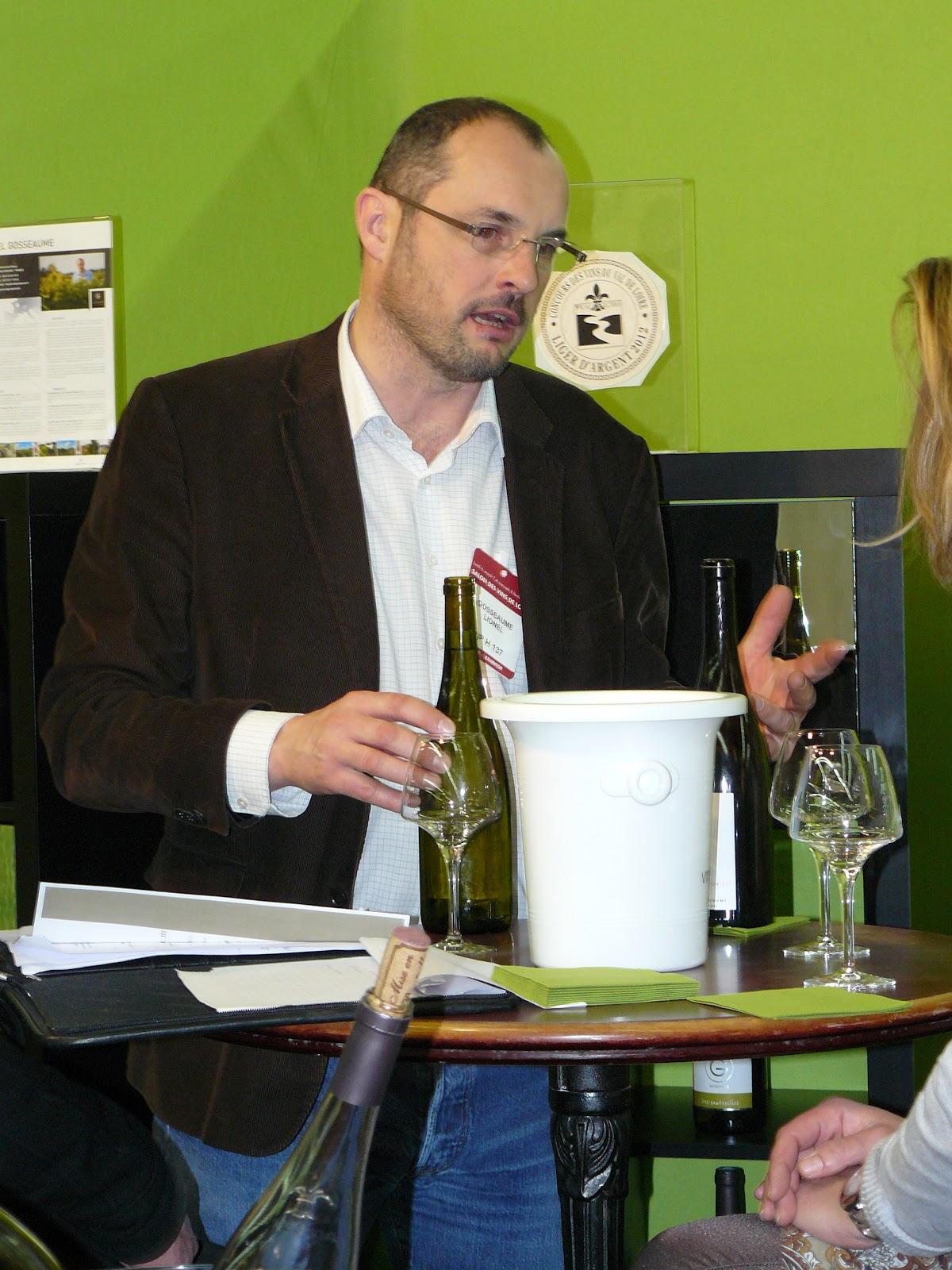 Cathy 39 s loire wine tours salons des vins de loire 2012 - Salon des vins ampuis ...
