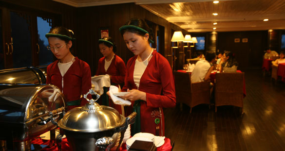 Restaurant - Bhaya Cruise