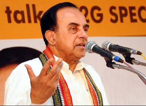 Dr. Subramanian Swamy: September 2011