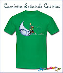 QUIERES UNA CAMISETA DE SOANDO CUENTOS?