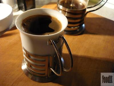 Cafeaua de dimineață