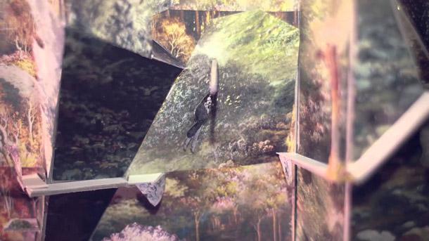 Gustave Doré em animação stop-motion - Musee d'Orsay