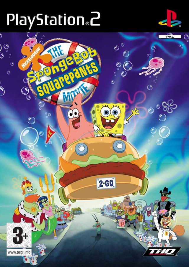 spongebob movie game pc free