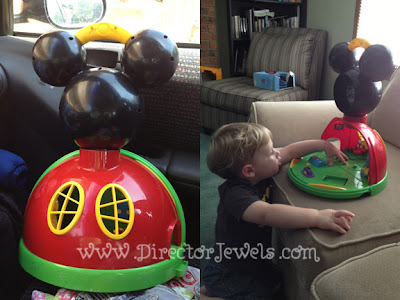 mickey-mouse-cluhouse-playset-play-set-toy-birthday-party-garage-sale