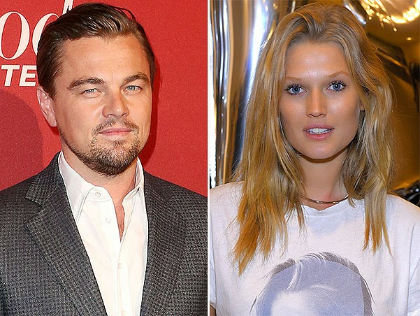 Almost official: Leonardo DiCaprio broke up with Toni Garrn