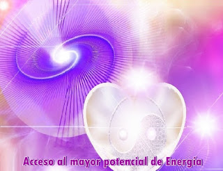 El objetivo de la Ascensión de la humanidad en esta experiencia terrenal, es el acceso al mayor potencial de la Energía, para integrar todos los fragmentos restantes del Alma y del Yo individual, dentro de la Tercera y Cuarta Dimensiones.