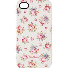 iphone 4 case with a shabby chic rose print