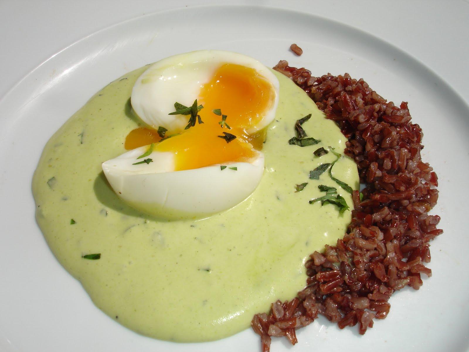 Kochbuch f r max und moritz fastenzeit pochierte eier - Eier platzen beim kochen ...