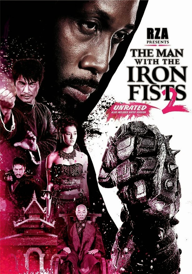 The Man With The Iron Fist 2 (2015) tainies online oipeirates