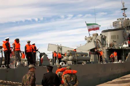 AL Republik Islam Iran Ingin Tingkatkan Kerjasama Dengan TNI AL