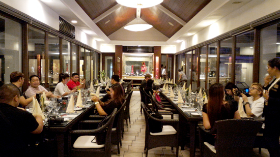 US POTATO SAFARI 3 IN DAVAO CITY: POLO BISTRO by MARCO POLO HOTEL DAVAO