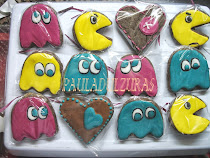 cookies pac man