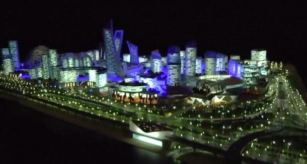Dubai está a construir cidade com temperatura controlada (com video)