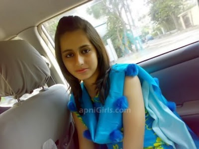 Beautiful Bangladeshi girl going to party With Boyfriend