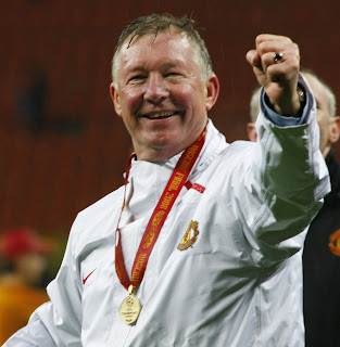 Taking teaching tips from Sir Alex Ferguson
