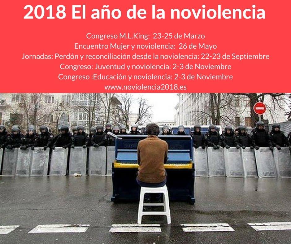 NOVIOLENCIA 2018