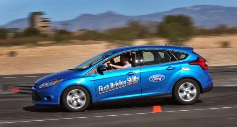 Ford Driving Skills for Life Makes Second Decade Updates