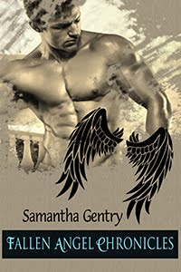 Who Is Damian Fontaine? FALLEN ANGEL CHRONICLES erotic fantasy series