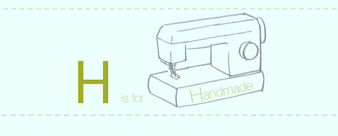 H is for Handmade