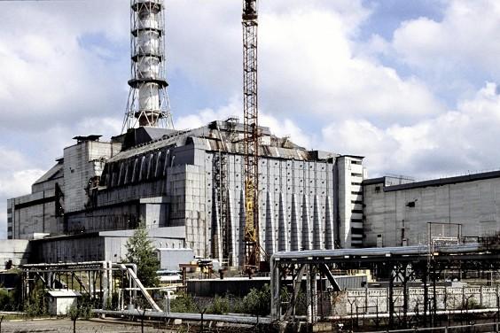 Explosion Chernobil - Ucrania