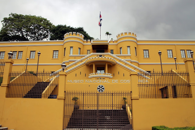 National Museum in San Jose, Costa Rica