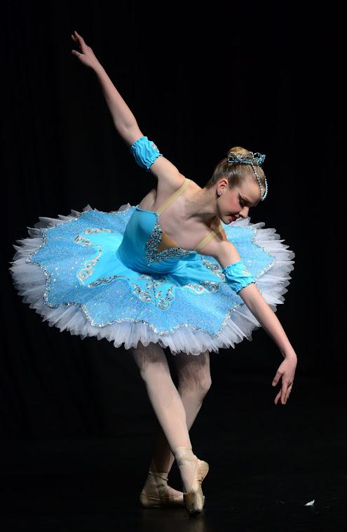 Classical ballet tutu (stretch) Sarah S Courier Classical Solo Ballarat 2012