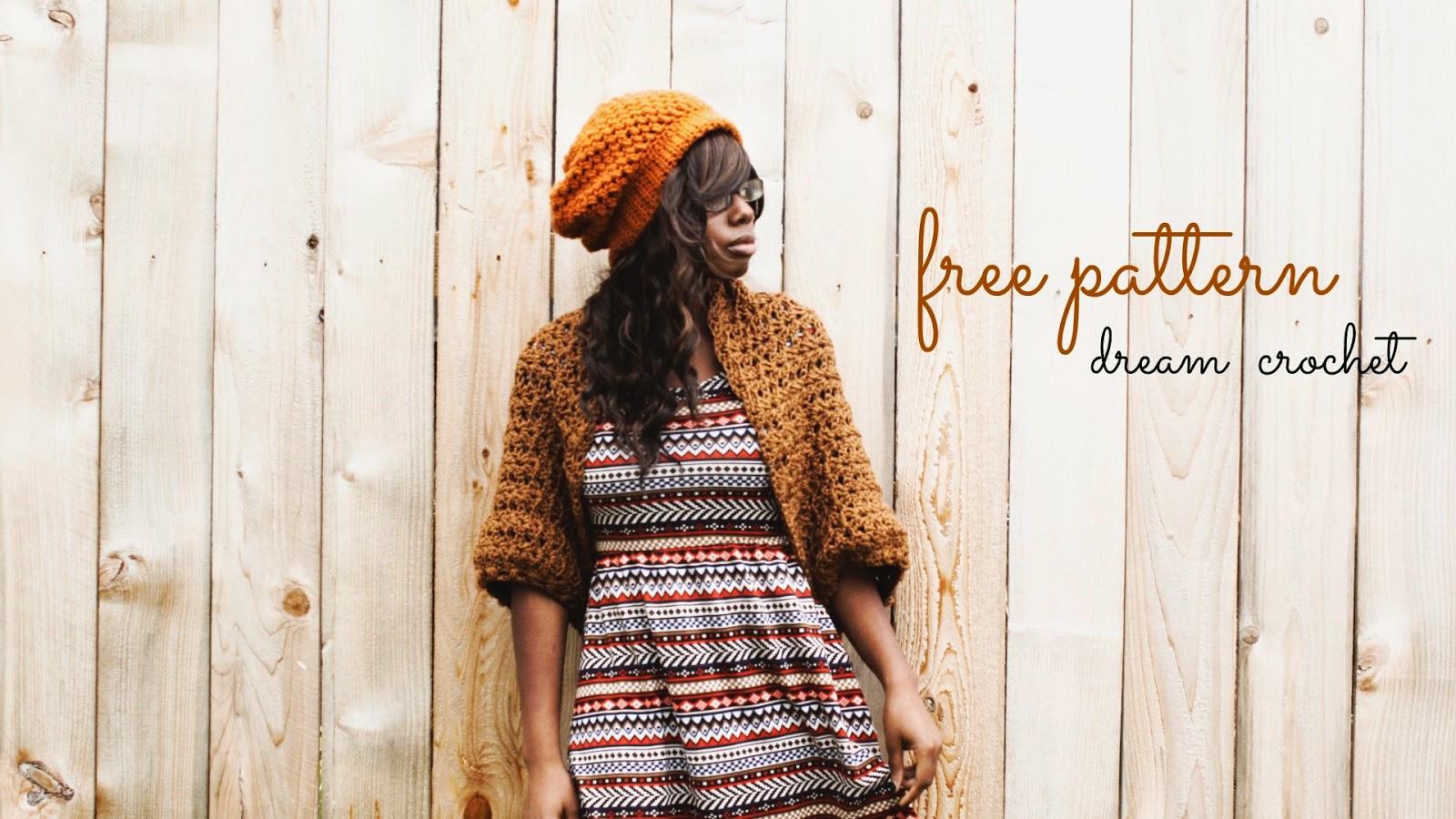 The dream crochet blog diy free pattern the everyday crochet diy free pattern the everyday crochet shrug pattern bankloansurffo Gallery