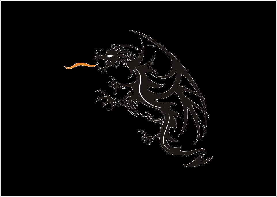 Download Logo Dragon Naga Vector