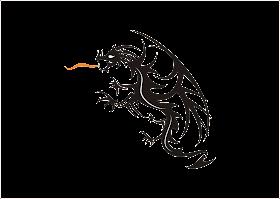 Dragon Logo Vector download free