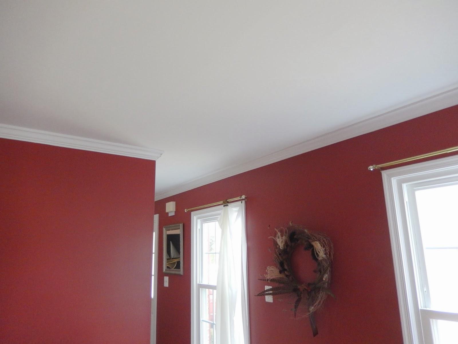 Foyer Window Leak : Above the window and door paperback bookshelves