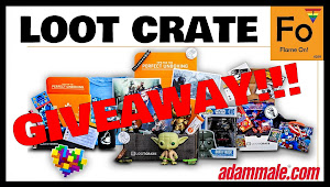 Enter Our Loot Crate Giveaway!