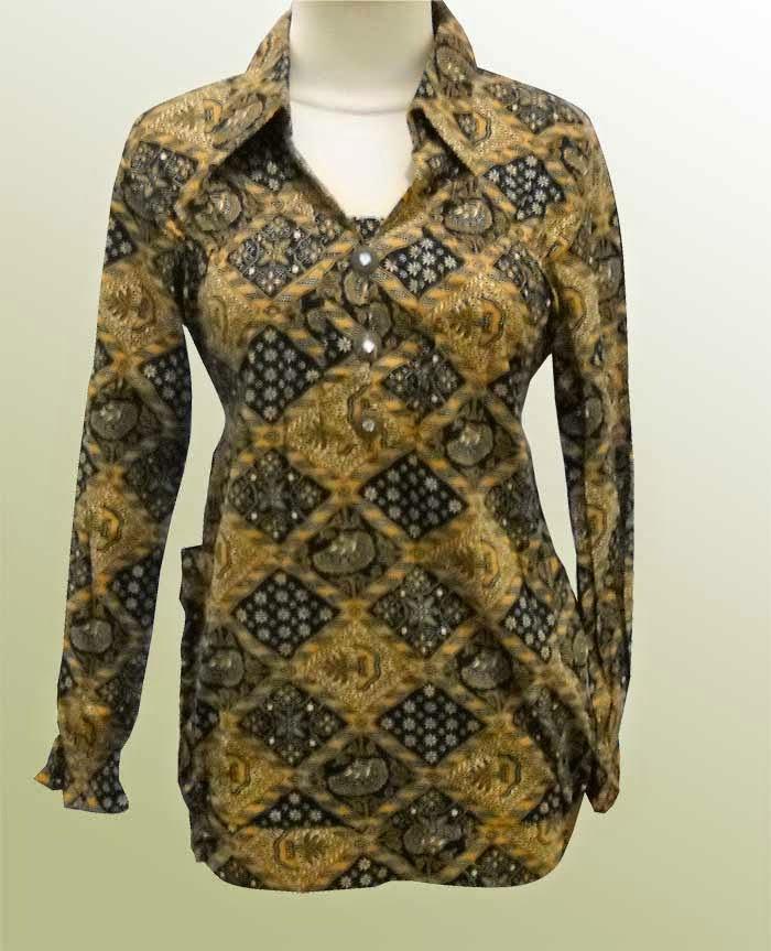 Foto Baju Batik Nusantara