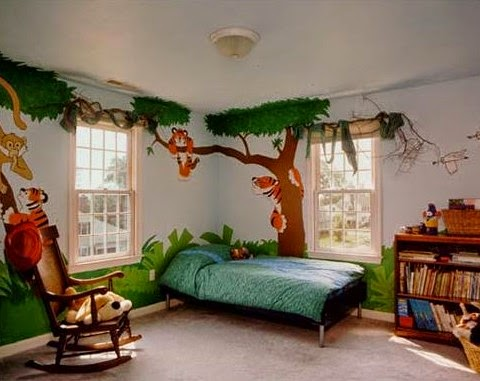 Child's Room Decorating Ideas