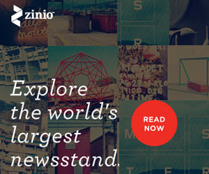 Zinio - Top Magazines from Around the World