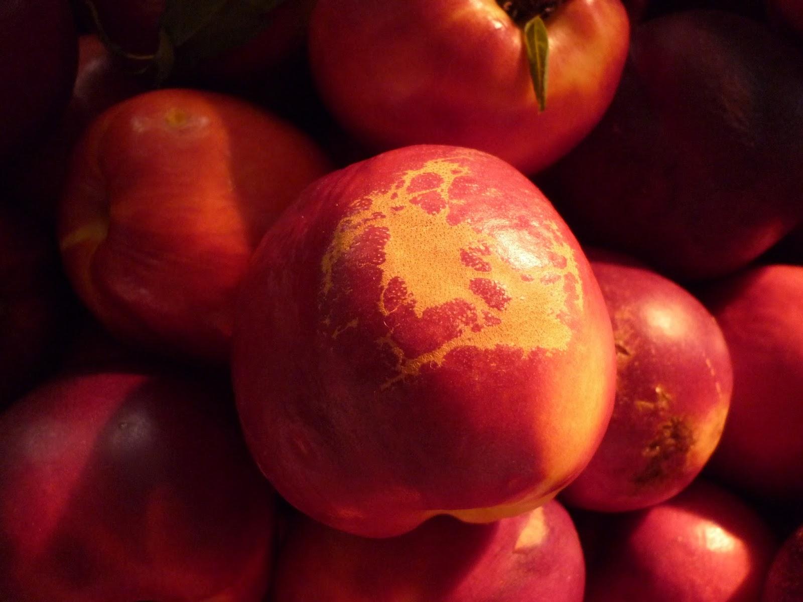 fruta de estrío