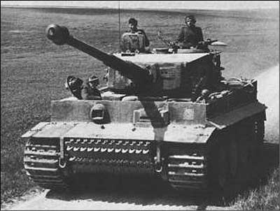 Tiger Tank jjbjorkman.blogspot.com