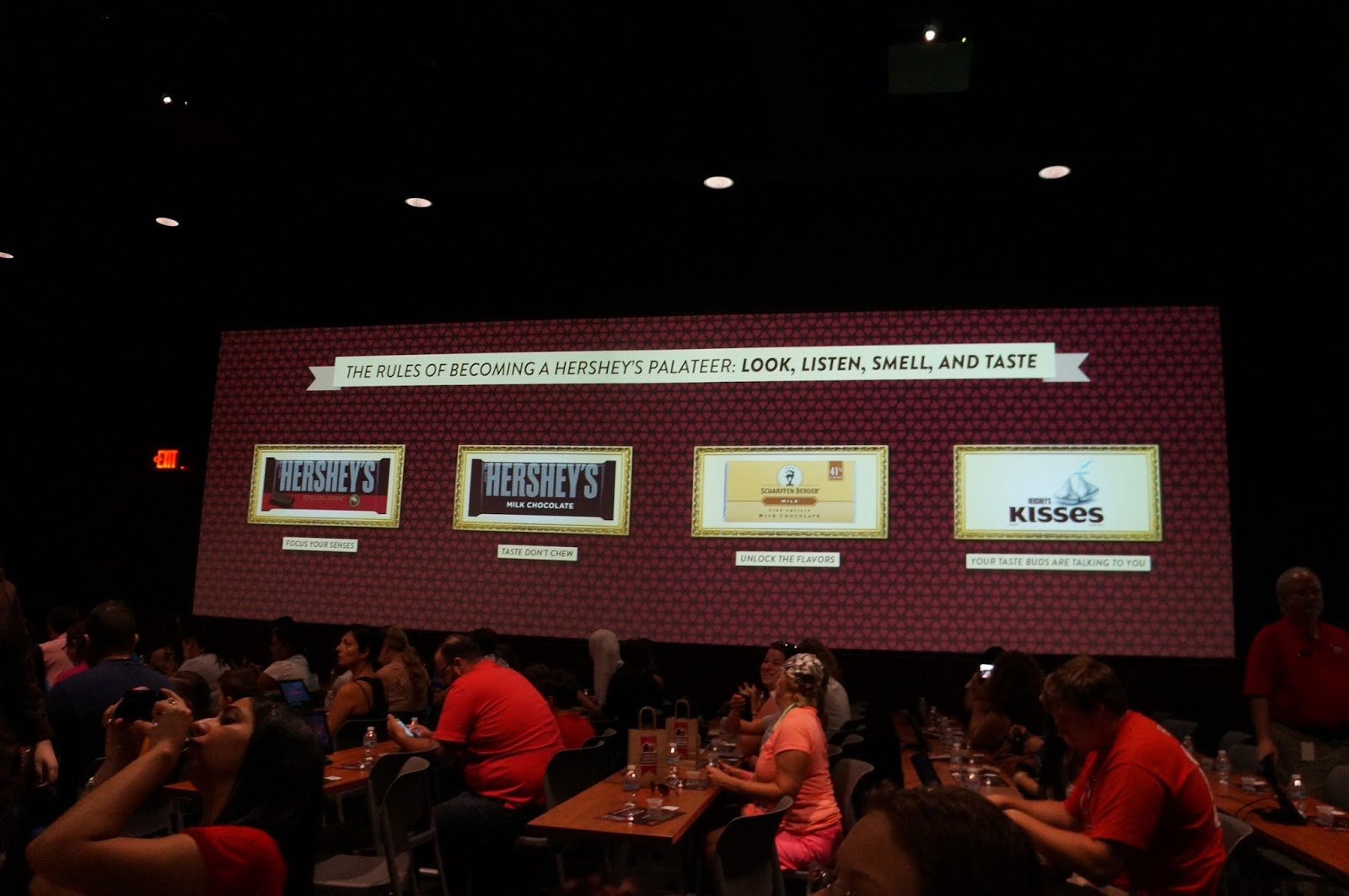 Evan and Lauren's Cool Blog: 8/16/15: Hershey's Chocolate World A ...