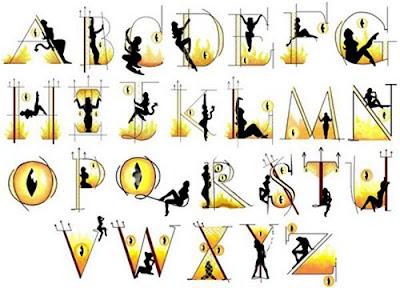 Graffiti-alphabet-font-a-z-text
